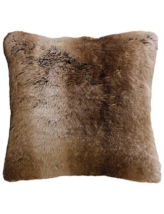 Heirloom Sable Cushion with Polyester Inner