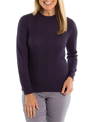 4404b0b1767 Clare Knit Special Offer On Sale. Black Pepper