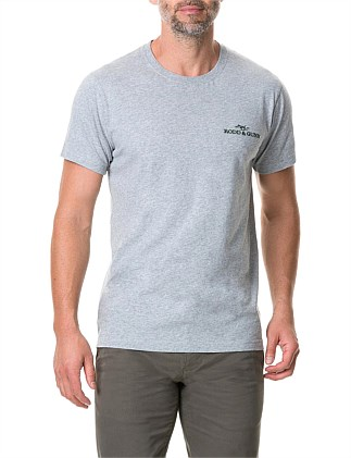 PP0365 COLEMANS ROAD TEE/ASH