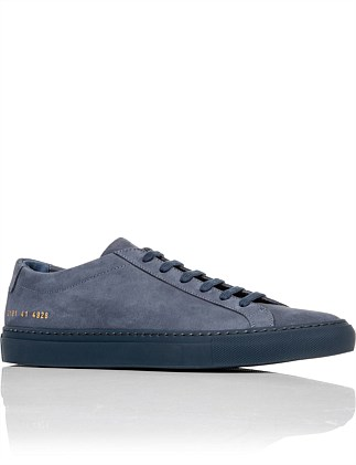 ORIGINAL ARCHILLES LOW IN NUBUCK