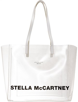 4e7835d802 Logo Tote Bag Small. Stella McCartney