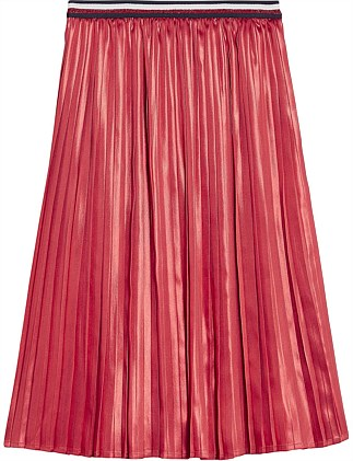 Bold Metallic Skirt (Girls 8-14 Years)