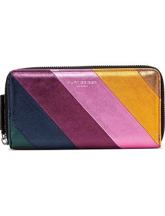S ZIP AROUND WALLET