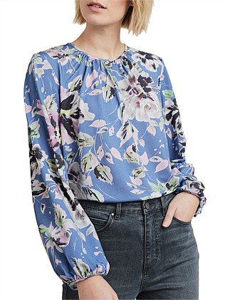 Print Cut Out Top