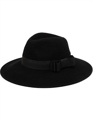 73eb3d719b9 LARGE TRILBY WITH GROSGRAIN BAND