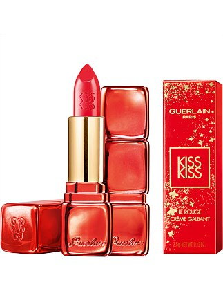 KissKiss Lip Colour Lunar New Year Limited Edition
