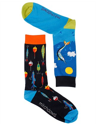 FLY FISHING ODD SOCKS