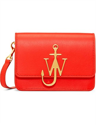 MINI LOGO LEATHER PURSE