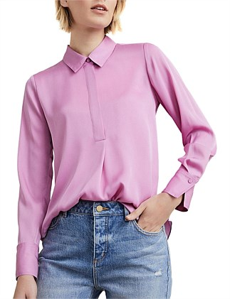 Half Placket Shirt