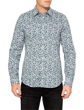 MENS SHIRT TAILORED LS