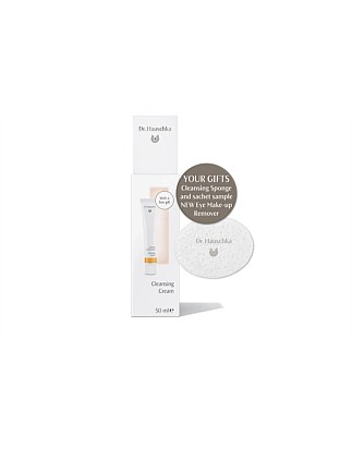 Dr Hauschka Cleansing Cream on pack gwp