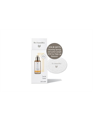Dr Hauschka Facial Toner on pack gwp