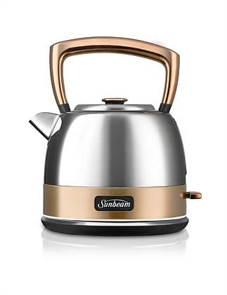 KE4410SG New York Pot Kettle Silver Gold