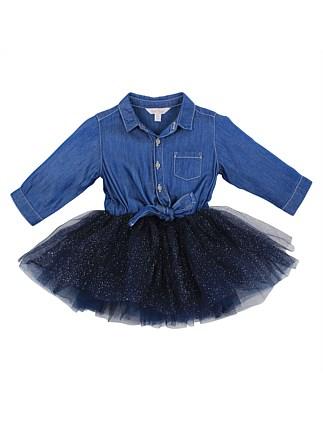 908d3a1cd6 Whimsical Tutu Dress(6M-24M)