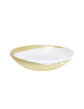 AUS MADE SERVING BOWL WHITE