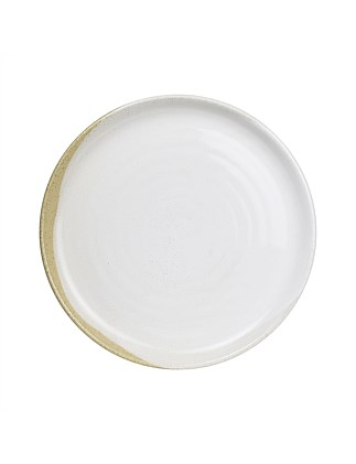AUS MADE DINNER PLATE WHITE