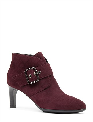 DEENA BUCKLED ANKLE BOOT
