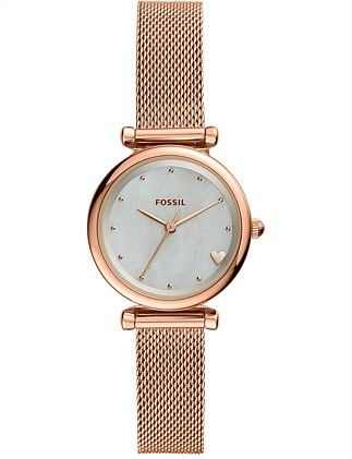 Carlie Mini Analogue Watch
