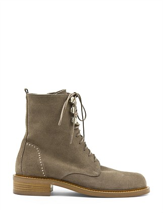 ALI LACE UP BOOT