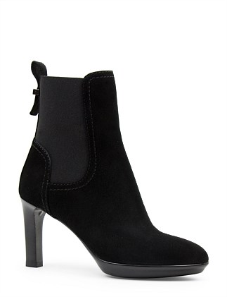REECE ELASTIC BACK ANKLE BOOT