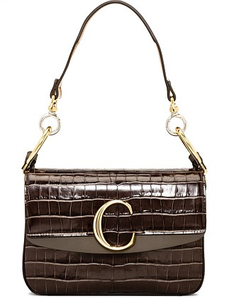SMALL CHLOE C DOUBLE CARRY BAG 94970235174bc