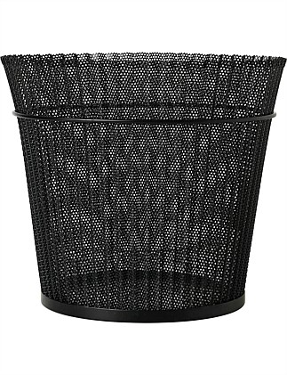 Mategot Flower Pot Large Black