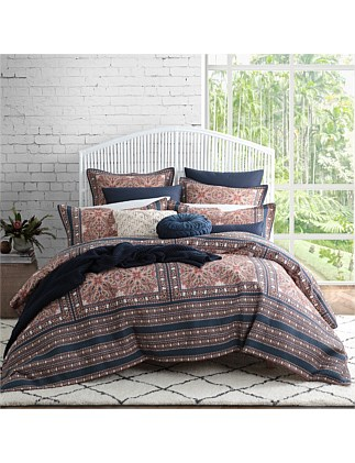 DALIR QUILT COVER SET KING BED