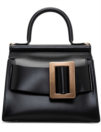 KARL 24 LEATHER TOTE BAG
