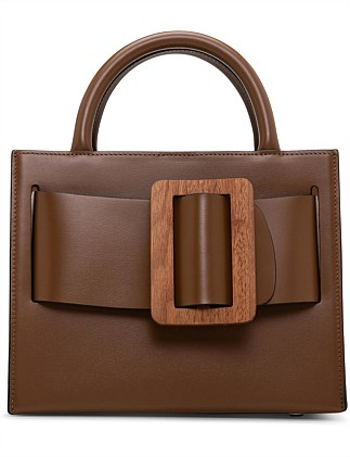BOBBY 23 LEATHER TOTE BAG