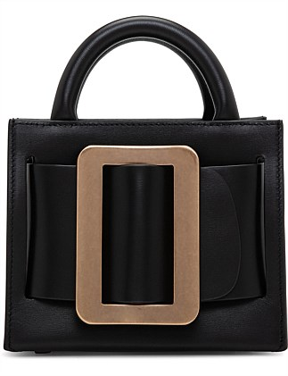 BOBBY 16 LEATHER TOTE BAG