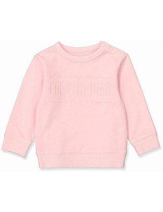 Heritage Sweat (Baby Girls 0-2)
