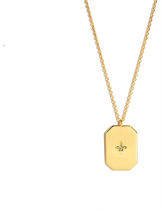 Insignia Diamond Necklace
