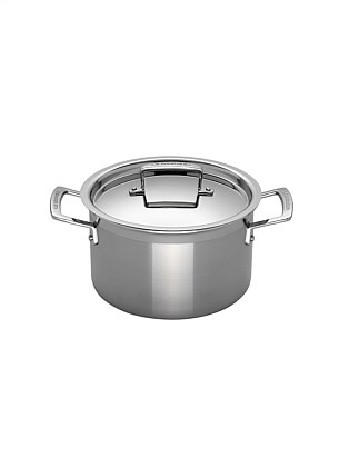 3PLY Stainless Steel Casserole 20cm/4L
