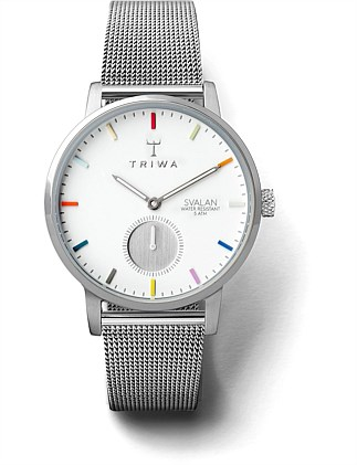 Crayon Svalan Mesh Super Slim Watch