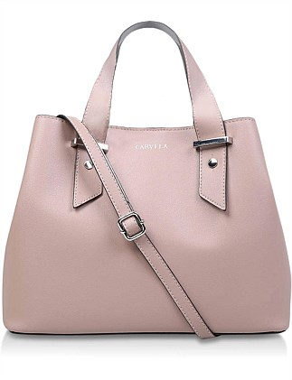9e15121c6c748f CARVELA-COCO MINI SLOUCH TO-PINK ...