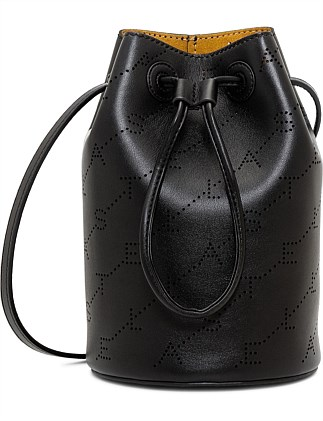1c9d518a5e Stella Logo Mini Bucket Bag. Stella McCartney