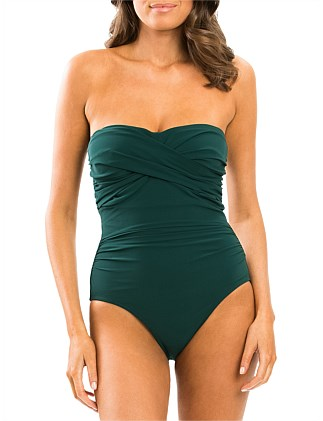 Contour Bandeau One Piece
