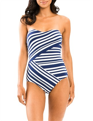 Vista Bandeau One Piece