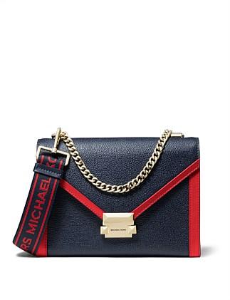 539661143f71 Whitney Large Convertible Shoulder Bag. Michael Kors