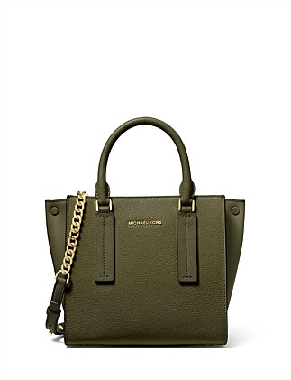58ea968a8f76 Alessa Medium Messenger. Michael Kors