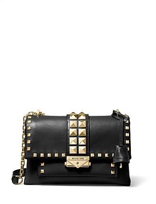 4cd834a93600 Cece Medium Leather Shoulder Bag. Michael Kors
