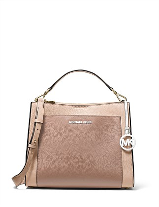 7ddae669912c Gemma Medium Pocket Satchel Exclusive. Michael Kors