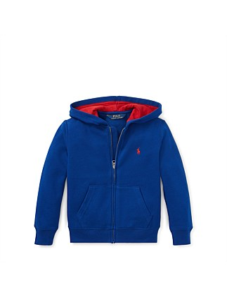 5b3c7f1c3071 Cotton Blend Fleece Hoodie (4-7 Years) Special Offer. Polo Ralph Lauren