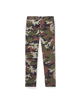Camo Stretch Skinny Chino (8-14 Years)