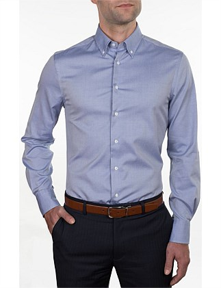 OXFORD BUTTON DOWN COLLAR SLIM FIT SHIRT