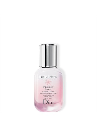 Diorsnow Perfect Light Liquid Skin Perfecting Tinted Base