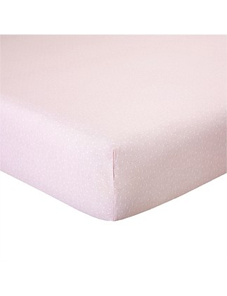Herba Queen Bed Fitted Sheet