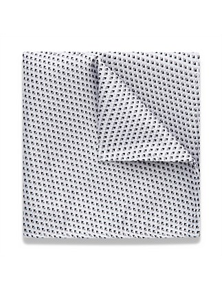 Loren Silk Pocket Square