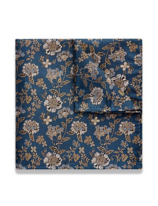 Tyrell Silk Pocket Square