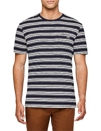 Whitey Striped T-Shirt